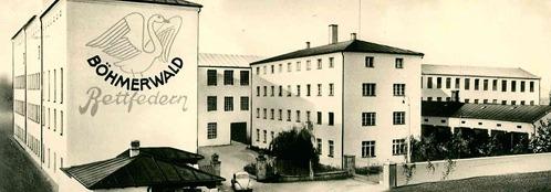 Het atelier van Böhmerwald in Beieren