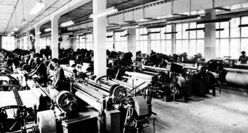 De Hefel fabriekshal in Schwarzach