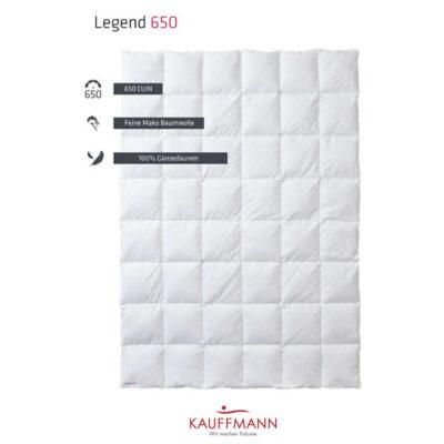 Afbeeldingen van de Kauffmann Legend 650
