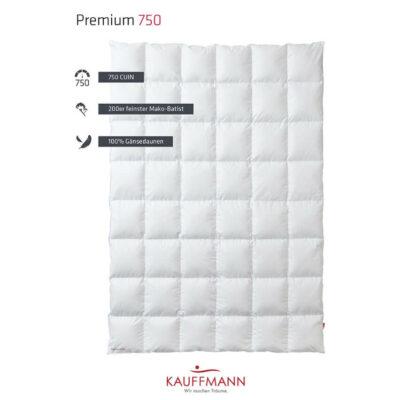 Afbeeldingen van de Kauffmann Premium 750